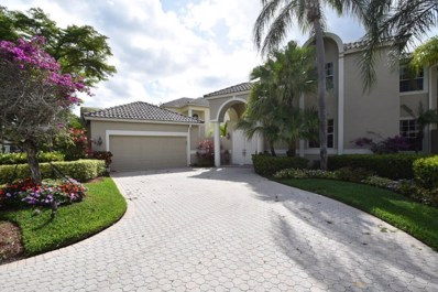 16839 Knightsbridge Lane, Delray Beach, FL 33484 - #: RX-10327850