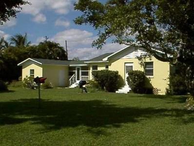 112 E Chandler Road, Cloud Lake, FL 33406 - #: RX-10333057