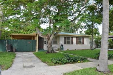 1025 Bradley Court, West Palm Beach, FL 33405 - #: RX-10356010