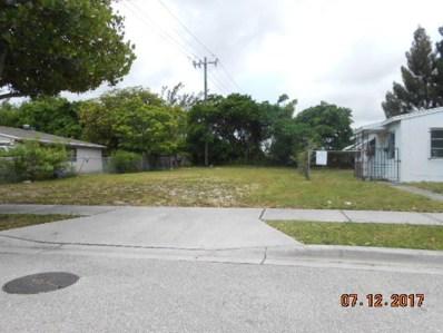 5957 Pinewood Avenue, West Palm Beach, FL 33407 - #: RX-10358856