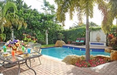 245 Arlington Road, West Palm Beach, FL 33405 - #: RX-10362884