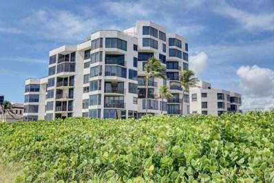 2575 S Ocean Boulevard UNIT 312 #S, Highland Beach, FL 33487 - #: RX-10364066