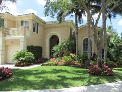 16371 Via Fontana, Delray Beach, FL 33484 - #: RX-10376489