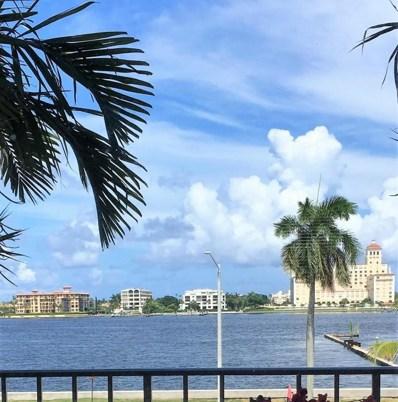 917 N Flagler Drive UNIT 311, West Palm Beach, FL 33401 - #: RX-10382984