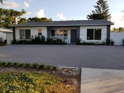 226 SE 23rd Avenue, Boynton Beach, FL 33435 - #: RX-10386460