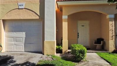 904 Talia Circle, Palm Springs, FL 33461 - #: RX-10387582