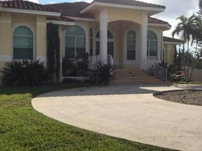 4190 SW 75 Circle, Davie, FL 33314 - #: RX-10389544