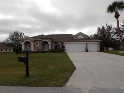 2907 Serenity Circle S, Fort Pierce, FL 34981 - #: RX-10392292