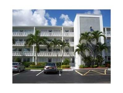 1009 Yarmouth A UNIT 1009, Boca Raton, FL 33434 - #: RX-10395373