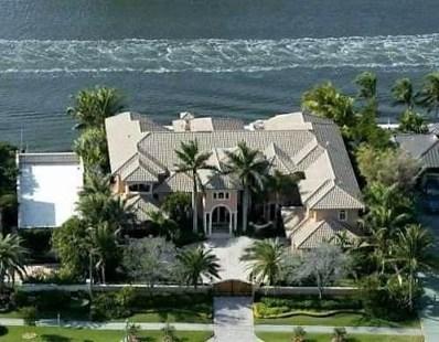 2454 S Ocean Boulevard, Highland Beach, FL 33487 - #: RX-10396949