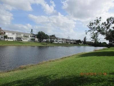 282 Andover K, West Palm Beach, FL 33417 - #: RX-10400532