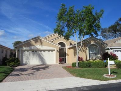 6815 Ashton Street, Boynton Beach, FL 33437 - #: RX-10402583