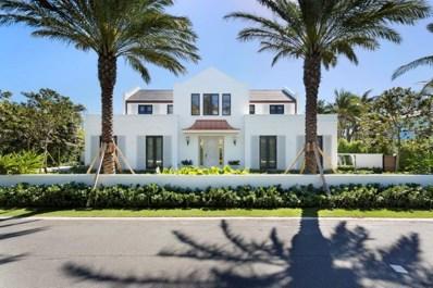 152 Dolphin Road, Palm Beach, FL 33480 - #: RX-10407206