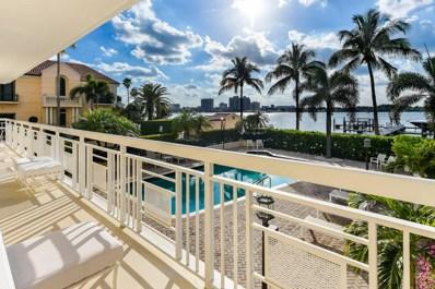 250 Bradley Place UNIT 208, Palm Beach, FL 33480 - #: RX-10409667