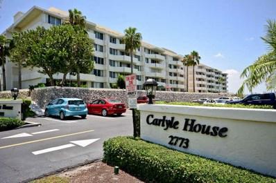 2773 S Ocean Boulevard UNIT 316, Palm Beach, FL 33480 - #: RX-10410173