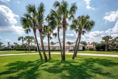 12340 Channel Drive, North Palm Beach, FL 33408 - #: RX-10411360