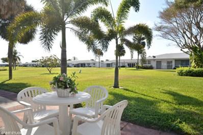 500 SW Golfview Terrace UNIT 119, Boynton Beach, FL 33426 - #: RX-10412114