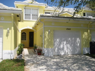 4968 Southard Street UNIT H, Lake Worth, FL 33463 - #: RX-10416133