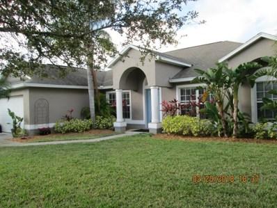 2813 S Serenity Circle, Fort Pierce, FL 34981 - #: RX-10416420