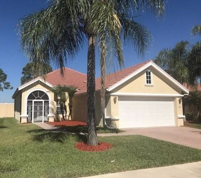 870 SW Munjack Circle, Port Saint Lucie, FL 34986 - #: RX-10417072