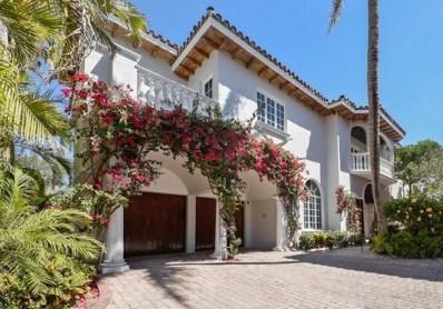 1709 S Ocean Boulevard, Delray Beach, FL 33483 - #: RX-10417286