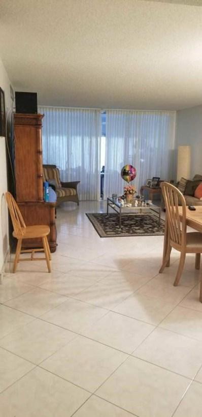 3151 S Palm Aire Drive UNIT 108, Pompano Beach, FL 33069 - #: RX-10417482
