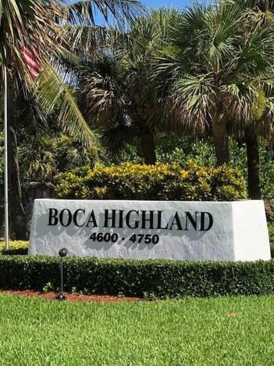 4750 S Ocean Boulevard UNIT 204, Highland Beach, FL 33487 - #: RX-10417976