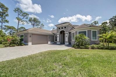 4407 Belle Grove Drive, Fort Pierce, FL 34981 - #: RX-10418269