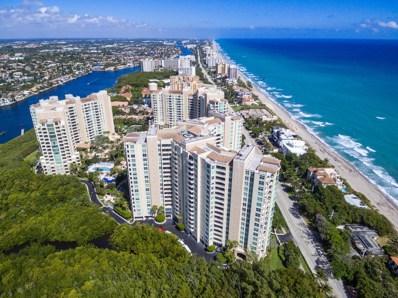 3700 S Ocean Boulevard UNIT 903, Highland Beach, FL 33487 - #: RX-10420799