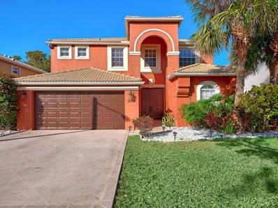 2511 Glendale Drive, Royal Palm Beach, FL 33411 - #: RX-10422962