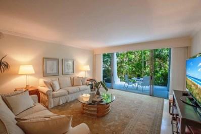 2275 S Ocean Boulevard UNIT 106n, Palm Beach, FL 33480 - #: RX-10423145