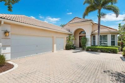 6680 Oakmont Way, West Palm Beach, FL 33412 - #: RX-10427083