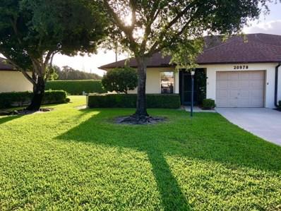 20978 Concord Green Green E, Boca Raton, FL 33433 - #: RX-10429206