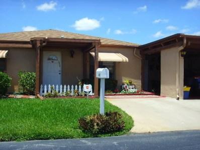 14860 Wildflower Lane, Delray Beach, FL 33446 - #: RX-10430517