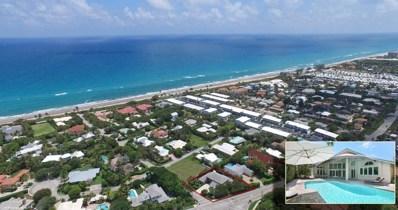 1 Beachway Drive, Ocean Ridge, FL 33435 - #: RX-10433346