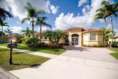 9538 Lantern Bay Circle, West Palm Beach, FL 33411 - #: RX-10434510