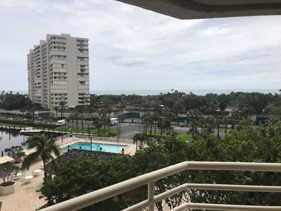 4101 N Ocean Boulevard UNIT 504, Boca Raton, FL 33431 - #: RX-10435622