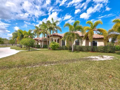 13481 Collecting Canal Road, Loxahatchee Groves, FL 33470 - #: RX-10436179