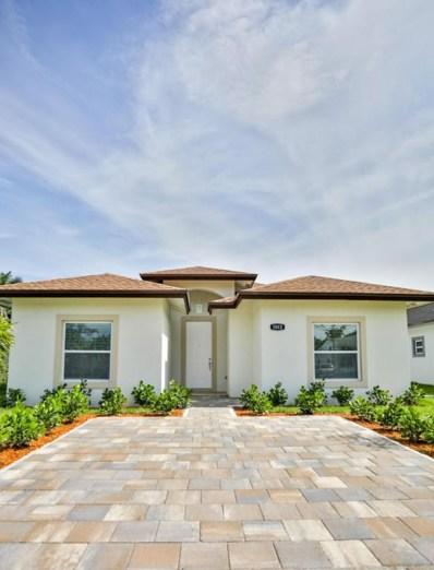 1012 Francis Street, West Palm Beach, FL 33405 - #: RX-10437305