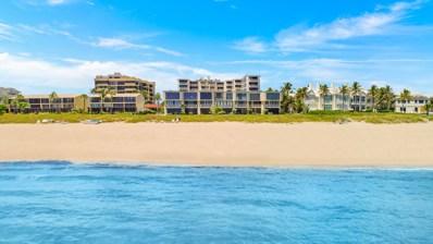 2155 S Ocean Townhouse 3 & 4 Boulevard UNIT Townhou>, Delray Beach, FL 33483 - #: RX-10438012