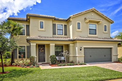 4897 SW Gossamer Circle, Palm City, FL 34990 - #: RX-10440105