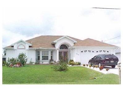 5414 NW Emblem Street, Port Saint Lucie, FL 34983 - #: RX-10440138