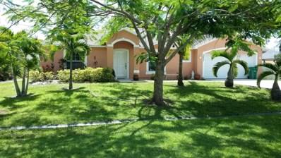 3437 SW Funtuna Street SW, Port Saint Lucie, FL 34953 - #: RX-10440933