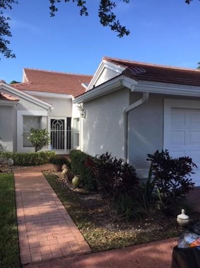6190 Brightwater Terrace, Boynton Beach, FL 33437 - #: RX-10441770
