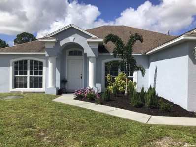 3444 SW Europe Street, Port Saint Lucie, FL 34953 - #: RX-10442241