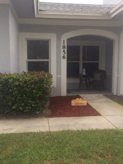 1856 E Sanderling Lane UNIT 2, Fort Pierce, FL 34982 - #: RX-10442705