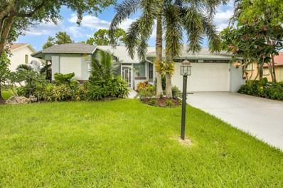 16742 Willow Creek Drive, Delray Beach, FL 33484 - #: RX-10442770
