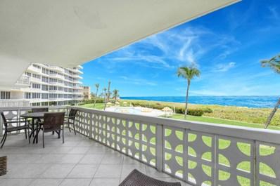 1225 S Ocean Boulevard UNIT 206, Delray Beach, FL 33483 - #: RX-10443932
