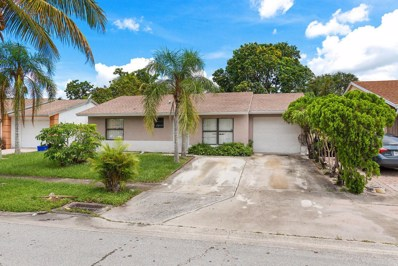 5793 Corson Place, Lake Worth, FL 33463 - #: RX-10444197