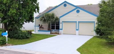 8711 Indian River Run, Boynton Beach, FL 33472 - #: RX-10444985